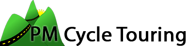 PM Cycle Touring logo