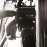 AXA Defender RL mounted on Matt's touring bike