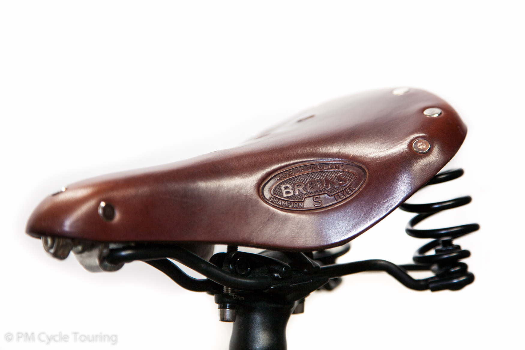 Women's specific Brooks Saddle Flyer S